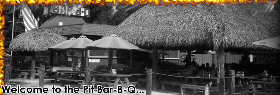Welcome to the Pit Bar B Q....